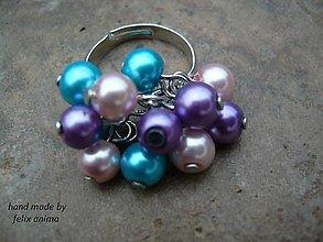 Prstene - Prsteň LILI - 5119814_