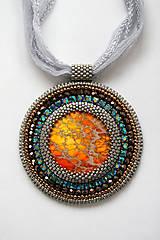 Náhrdelníky - Nebula O.O.A.K. - 5119611_