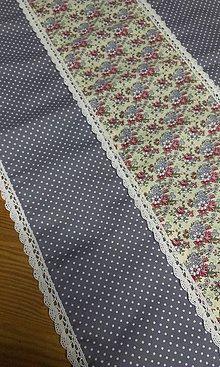 Úžitkový textil - štola - 5121787_