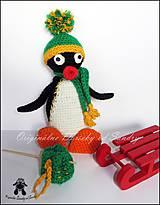 ako tučniačik PIPO do sveta išiel....NÁVOD