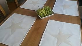 Úžitkový textil - Prestieranie v severskom štýle - 5126928_