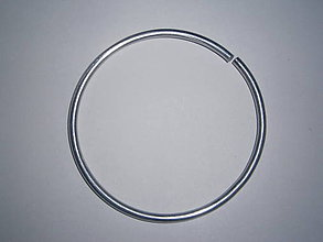Suroviny - Obruč kruh- F- 30cm (0,3mm) - 5126357_