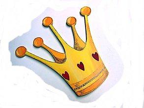 Dekorácie - korunka-rekvizita k foteniu...som tvoja princeznáá :) - 5124029_