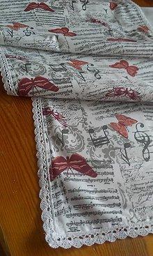Úžitkový textil - štóla - 5124678_