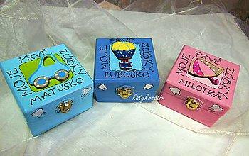 Krabičky - minikrabička - 5129370_