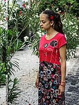 Šaty - Šaty Záhradné bubliny - 5128942_