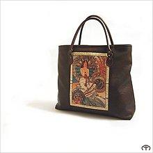 Veľké tašky - WOMAN´S ELEGANCE - Mucha (size