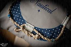 """Úžitkový textil - Vankúšik """"Nautical No.2"""" - 5133801_"""