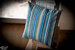 """Úžitkový textil - Vankúšik """"Nautical No.2"""" - 5133806_"""