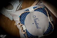 """Úžitkový textil - Vankúšik """"Nautical No.2"""" - 5133807_"""