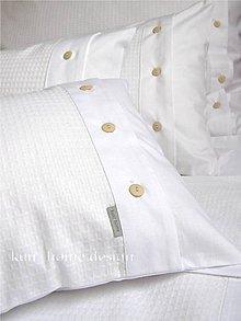 Úžitkový textil - Posteľná bielizeň BETY wafle - 5135820_