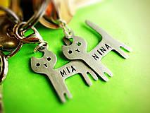 Kľúčenky - ..zaves si cicu na kľúče :) / PRE MOJE LÁSKY :):) - 5141092_