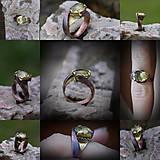 Prstene - slnečný - 5138017_