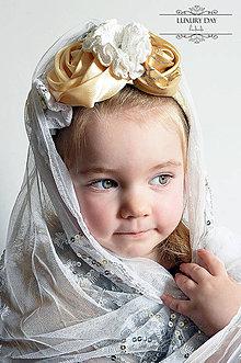Ozdoby do vlasov - Aimee May...Ruská malá cárovna - 5139558_