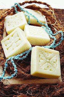 Drogéria - Prírodné darčekové mydlo ŠTVOREC - 5140554_