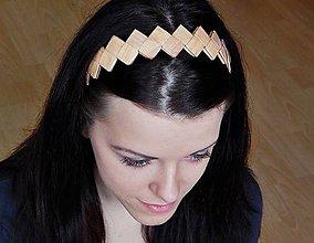 Ozdoby do vlasov - Čelenka - \