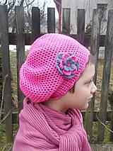 Detské čiapky -
