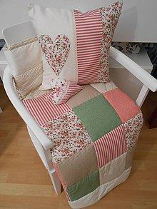 Úžitkový textil - vhodný darček - celý set  za super cenu - 5146071_