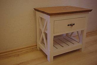Nábytok - nočný stolík - 5146507_