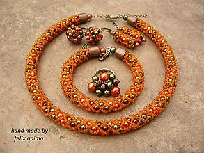 Sady šperkov - Sada HELI - 5143471_