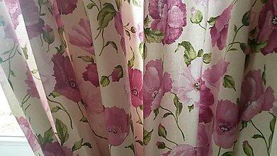 Úžitkový textil - Maky v okne :) - 5150360_