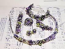- Lavender & Olive set 6 šperkov a doplnkov - 5150499_