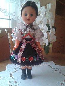 Iné oblečenie - Kroj pre bábiku - 5148918_