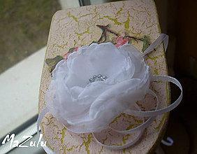 Náramky - svadobný náramok pre družičku - 5148330_