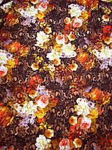 Textil - Krajka s potlačou - 5148548_