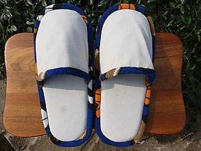 Obuv - Béžové papuče - 5148822_