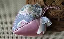 Dekorácie - Romantické srdce - 5150164_