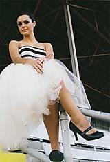 Sukne - sukňa na svadbu  - 5147932_