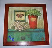 Obrázky - Obrázok na stenu - 5151279_