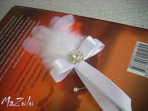 Pierka - svadobné pierko - 5153402_