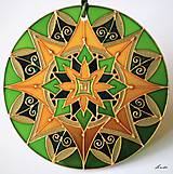 Dekorácie - Harmonizačná Mandala - 5155436_