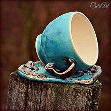Nádoby - Šálka na kávu - klasik - 5154121_