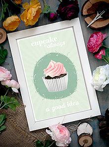 Grafika - Cupcake - 5159043_