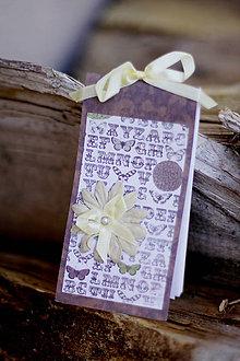 Papiernictvo - S motýlikmi - 5158119_