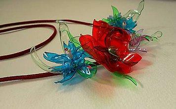 Ozdoby do vlasov - Poľné kvety - 5159613_