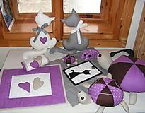 Dekorácie - mačičky do okna - 5160856_