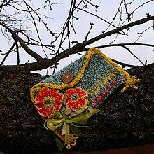 Taštičky - Neodleť motýlik, taštička - 5160860_