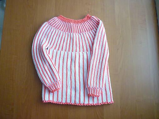 e3f5546d9 Pletený detský pulóver / Adlin - SAShE.sk - Handmade Detské oblečenie