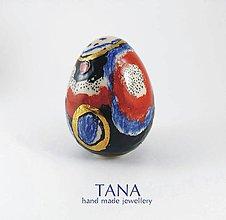 Dekorácie - Tana šperky - keramika/zlato - 5165184_