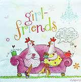 - S238 - Servítky - girl friends, pipi :) - 5166374_