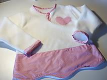Detské oblečenie - mikina -skladom - 5167741_