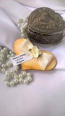 Darčeky pre svadobčanov - Darčeky pre svadobčanov Klasik - 5167815_
