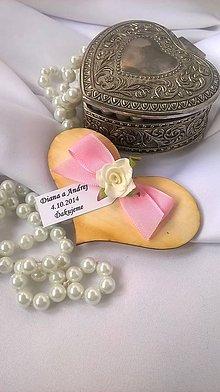 Darčeky pre svadobčanov - Darčeky pre svadobčanov Romantik - 5169980_