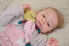 Hračky - Žaba ... Nelinka - 5172417_