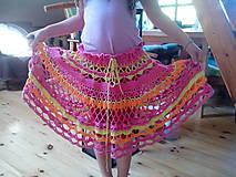 Letná sukňa