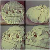 Úžitkový textil - Shabby chic - 01 - 5171596_